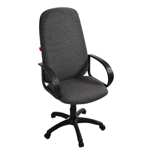 Компьютерное кресло эконом БИГ серое - купить в интернет-магазине офисных кресел, с гарантией и доставкой по Москве и области.