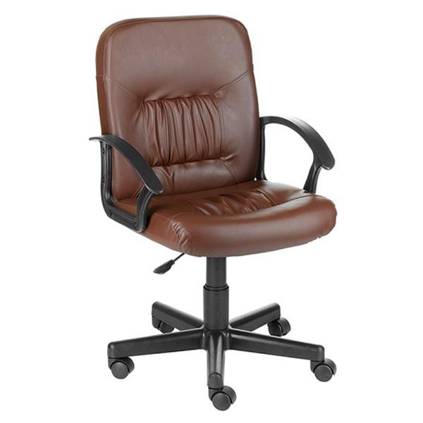 Офисное кресло эконом Чип ULTRA Коричневый Без МК - купить в интернет-магазине офисных кресел, с гарантией и доставкой по Москве и области.